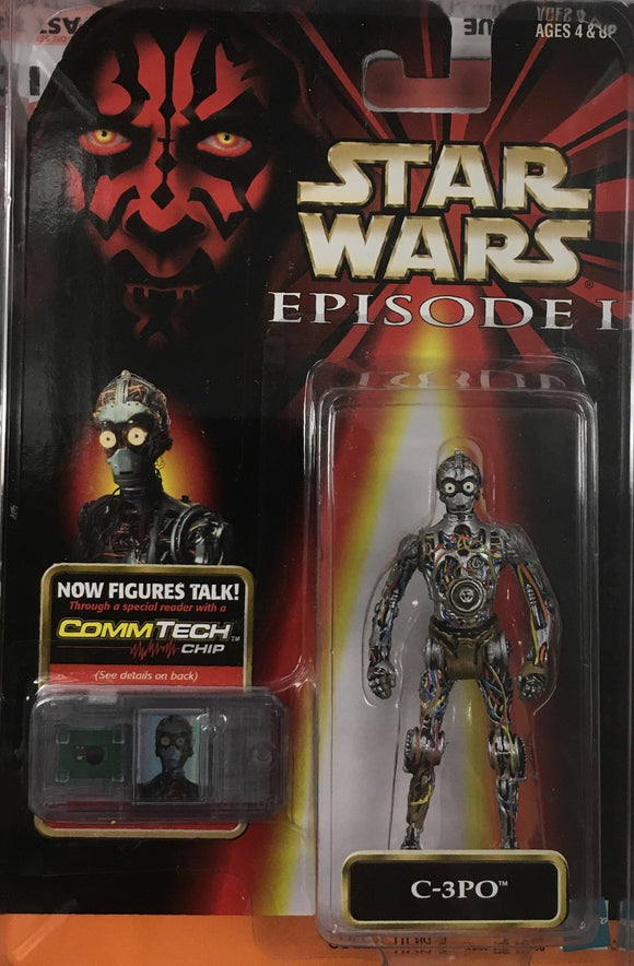 STAR WARS FIGURE / C 3PO