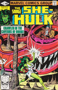SAVAGE SHE HULK #05