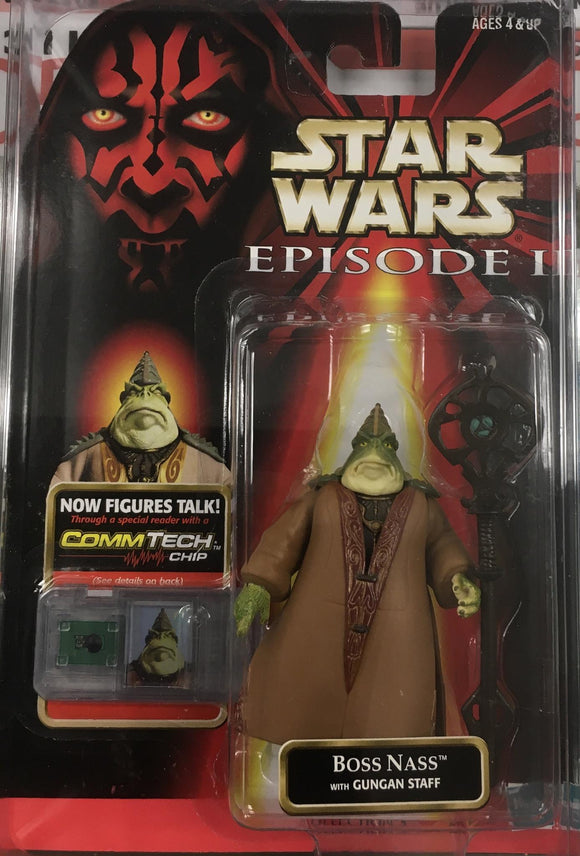 STAR WARS FIGURE / BOSS NASS