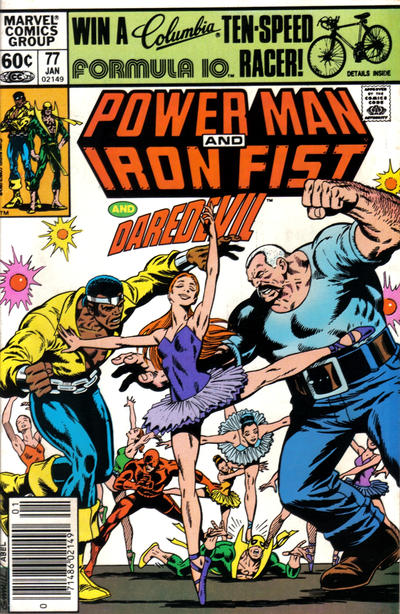 POWER MAN AND IRON FIST #77