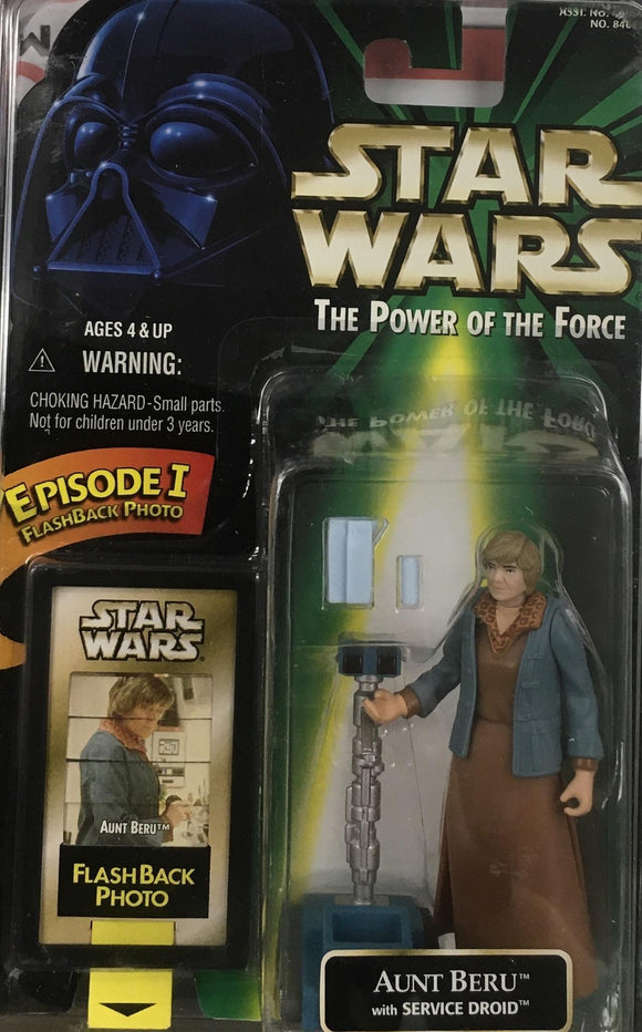 STAR WARS FIGURE / AUNT BERU