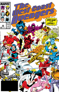 WEST COAST AVENGERS #28 (DIRECT)