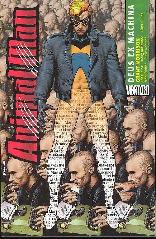 ANIMAL MAN TP VOL 03 DEUS EX MACHINA (USED)