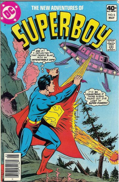 NEW ADVENTURES OF SUPERBOY #05
