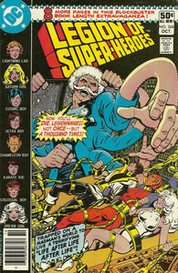 LEGION OF SUPER HEROES #268 (NEWSSTAND)