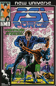 PSI FORCE #05