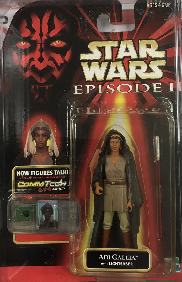 STAR WARS FIGURE / ADI GALLIA