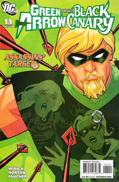 GREEN ARROW AND BLACK CANARY #11