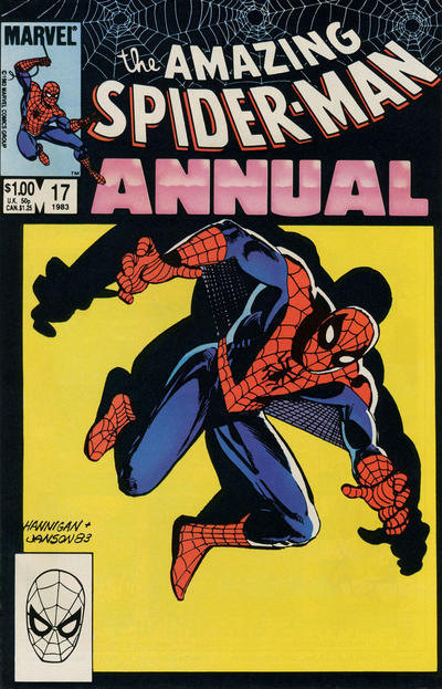 AMAZING SPIDER MAN ANNUAL #17 (DIRECT)