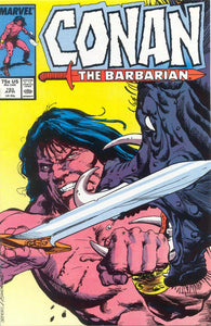 CONAN THE BARBARIAN #193 (DIRECT)