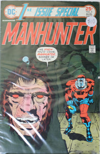 1ST ISSUE SPECIAL MANHUNTER #05