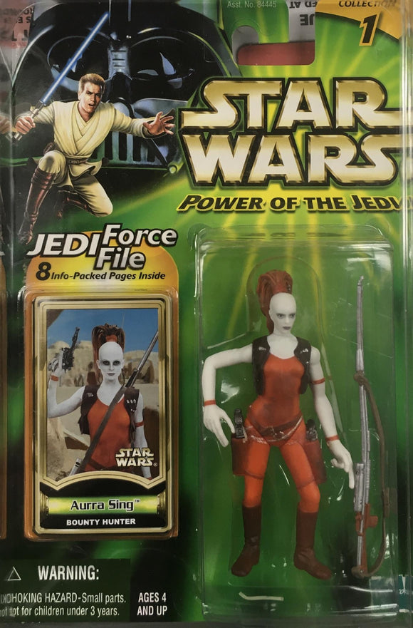 STAR WARS FIGURE / AURRA SING
