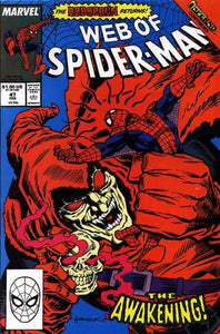 WEB OF SPIDER MAN #47 (DIRECT)