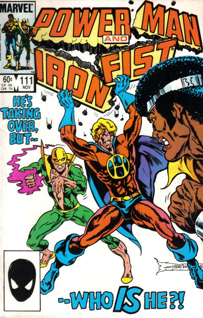 POWER MAN AND IRON FIST #111