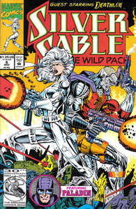 SILVER SABLE AND THE WILD PACK #06