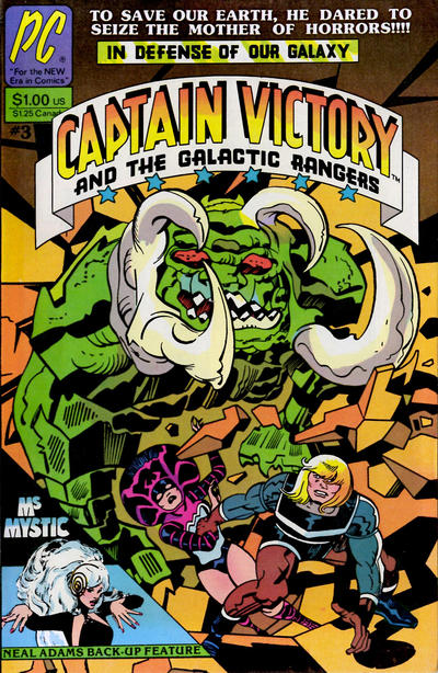 CAPTAIN VICTORY AND THE GALACTIC RANGERS #03