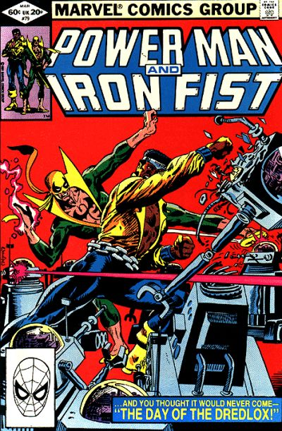 POWER MAN AND IRON FIST #79