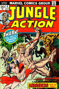 JUNGLE ACTION 4