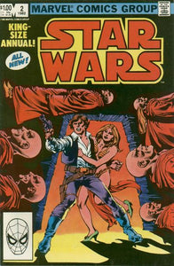 STAR WARS KING SIZE ANNUAL #2 (NEWSSTAND)