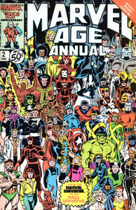 MARVEL AGE ANNUAL #02