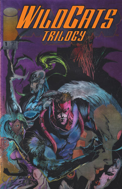 WILDC.A.T.S. TRIOLOGY #01