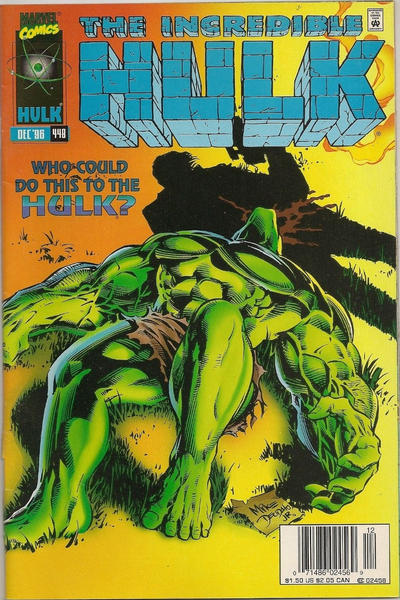 INCREDIBLE HULK #448