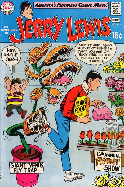 JERRY LEWIS #114