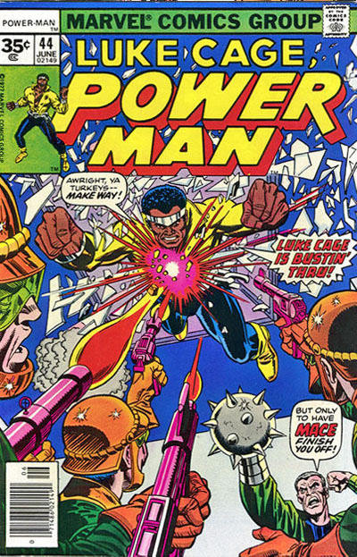 POWER MAN #44 (30 CENT)