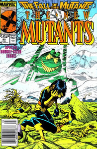 NEW MUTANTS #60 (DIRECT)