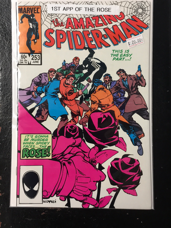 THE AMAZING SPIDER-MAN #253 (1984)