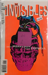 INVISIBLES 1-8 BUNDLE (VOL 1)