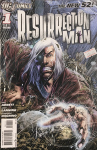 RESURRECTION MAN #1-12 COMPLETE SERIES BUNDLE