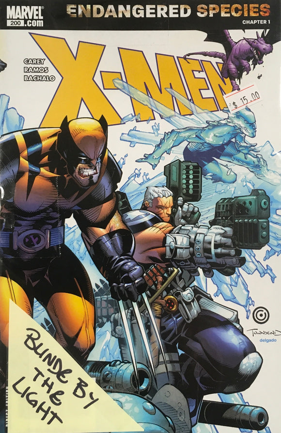 X-MEN #200-204 BLINDED BY THE LIGHT BUNDLE