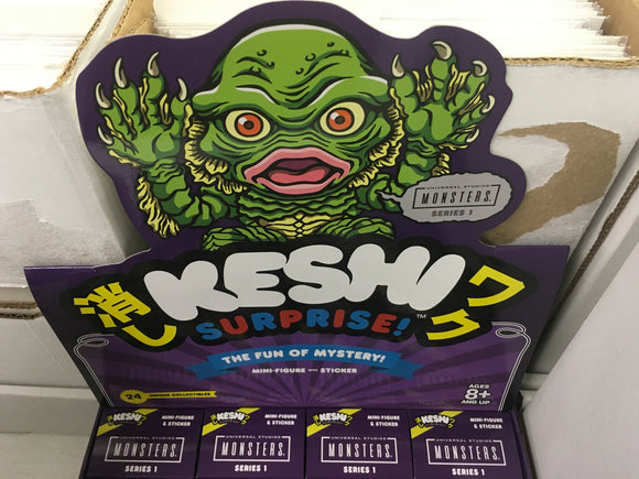 KESHI MONSTER BLIND BOX