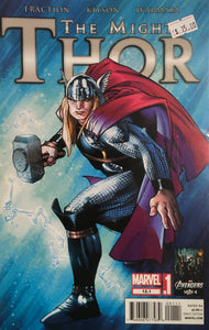 MIGHTY THOR #12.1-17 BUNDLE