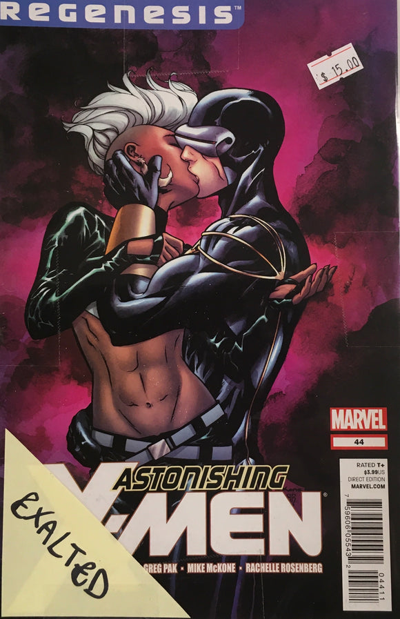 ASTONISHING X-MEN #44-47 EXALTED BUNDLE