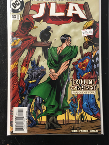 JLA 43-46 BUNDLE (2000)