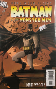 BATMAN AND THE MONSTER MEN 1-6 COMPLETE BUNDLE