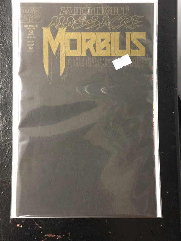 MORBIUS: THE LIVING VAMPIRE 12