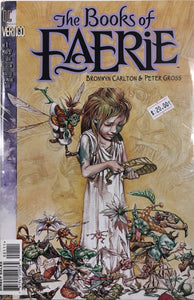 BOOKS OF FAERIE 1-3 BUNDLE