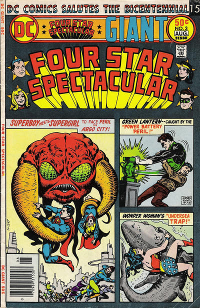 FOUR STAR SPECTACULAR #3