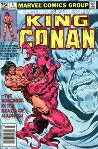 KING CONAN #5 (DIRECT)