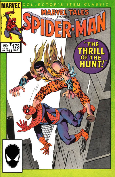 MARVEL TALES #173 (DIRECT) (1966)