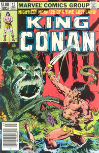 KING CONAN #15 (NEWSSTAND)