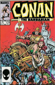 CONAN THE BARBARIAN #173 (DIRECT)