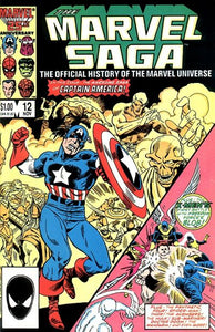 MARVEL SAGA #12 (NEWSSTAND)