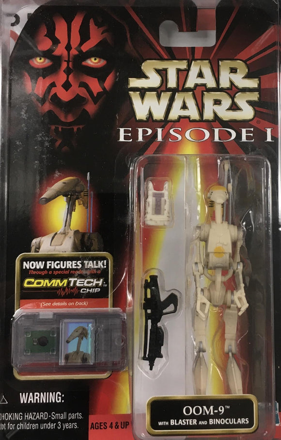 STAR WARS FIGURE / OOM 9