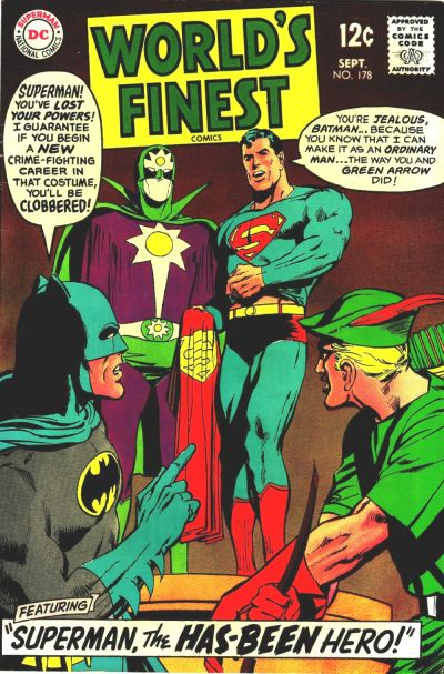 WORLD'S FINEST COMICS #178