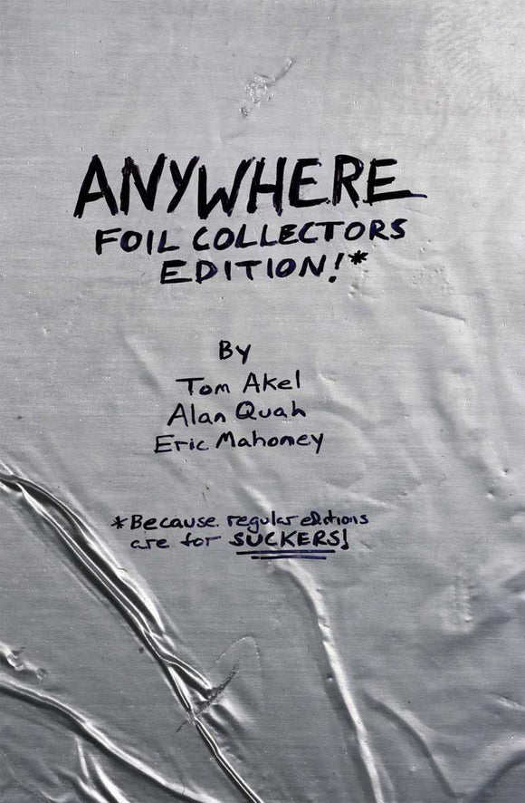 ANYWHERE TP FOIL COLLECTORS EDITION