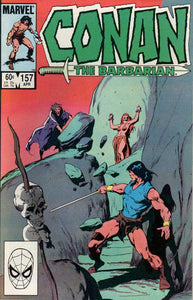 CONAN THE BARBARIAN #157 (DIRECT)